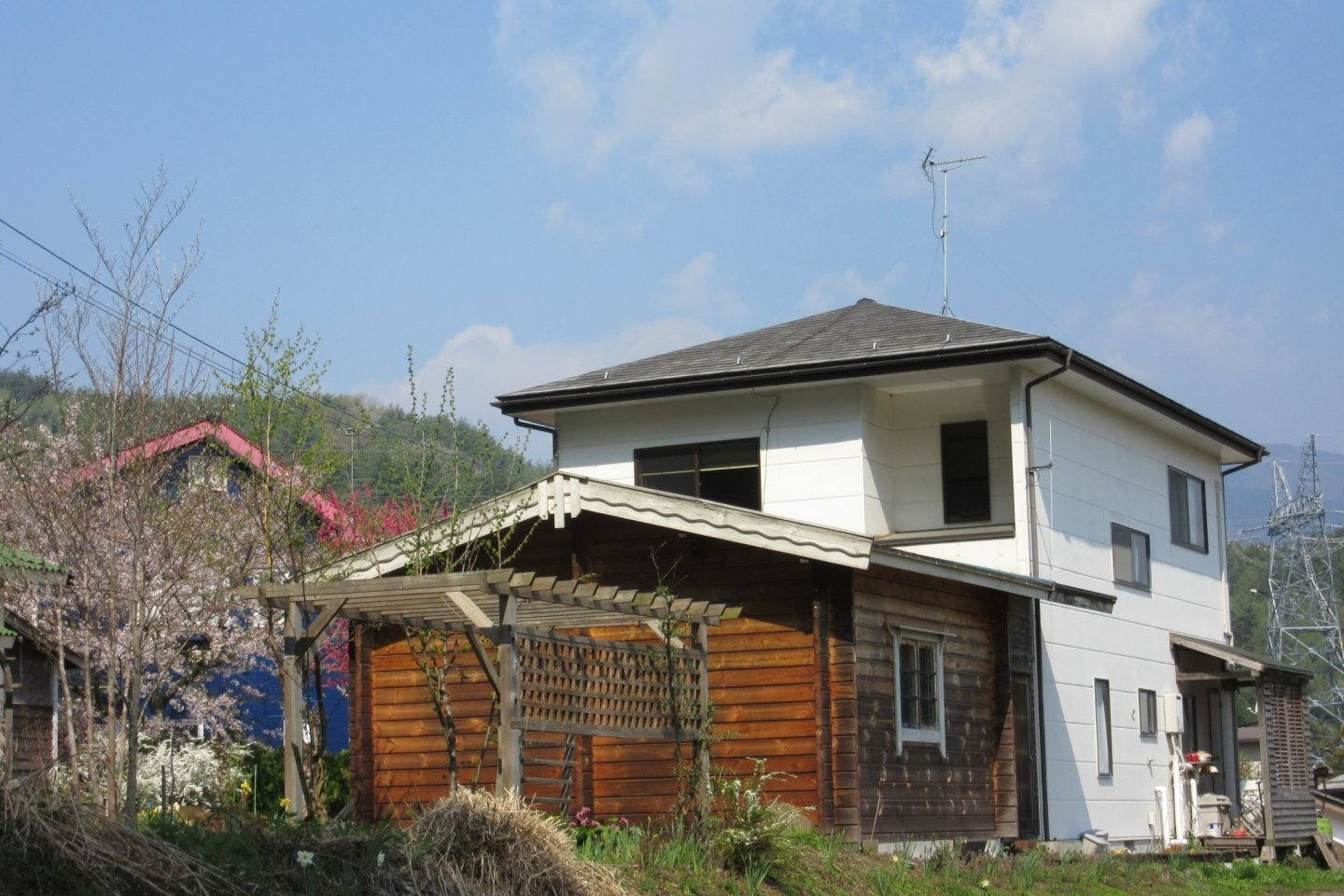 My friends\' house in the Nagano countryside