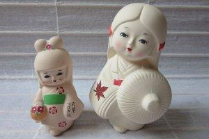 Hakata dolls, 1990