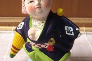 Hakata doll, 1950's