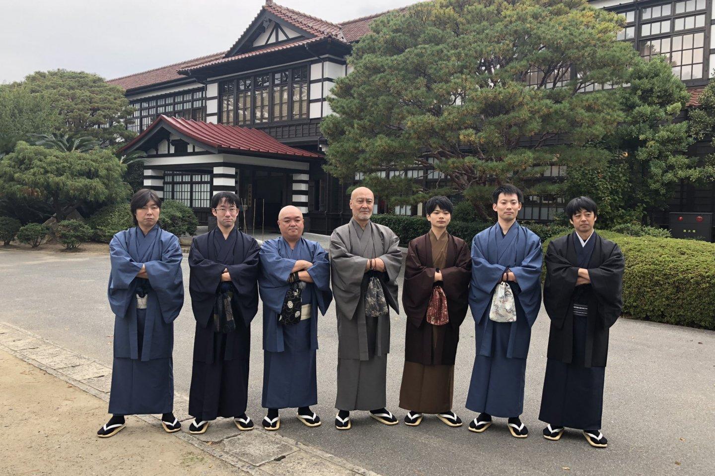 Kimono experience in Hagi castle town