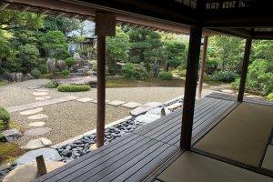 Kikuya residence and beautiful scenery