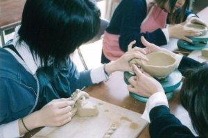 Exciting Hagi pottery experience!