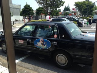 Такси тоже в теме