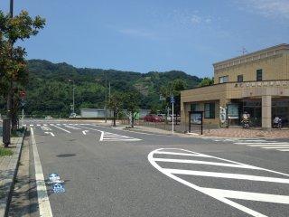 Полицейское отделение, призванное защищать местных жителей от злых японских духов