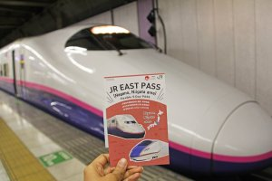 Explore Niigata Using the JR EAST PASS