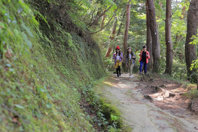 Miyagi Olle hiking trail