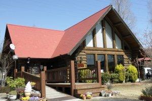 Rumah Pertanian di Aichi Bokujo