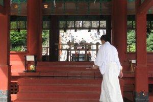 Белый - символ духовной и физической чистоты
