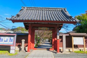 Akamon Red Gate