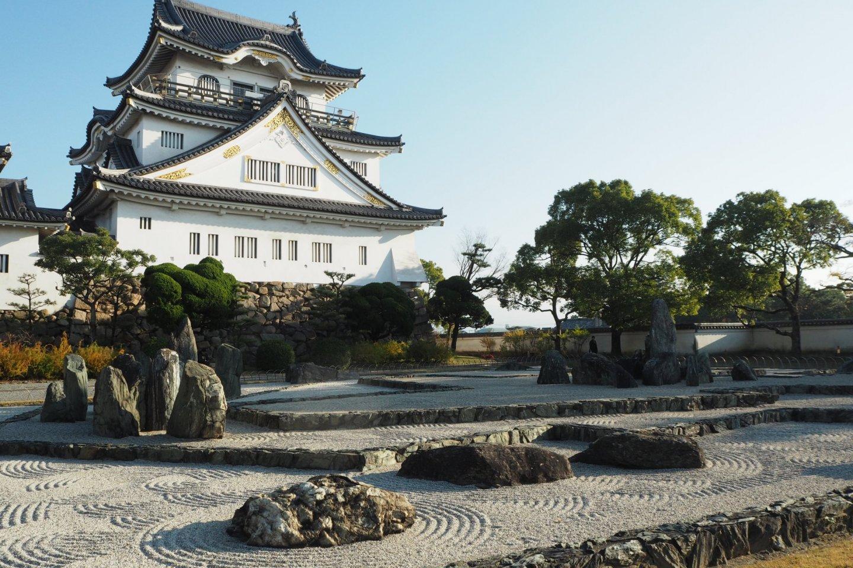 Kishiwada Castle Garden