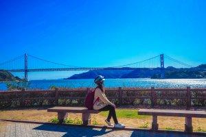 Conquering the Shimanami Kaido cycling course