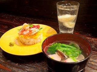 환상적으로 보이는 음식, 그리고 맛도 너무 좋아!