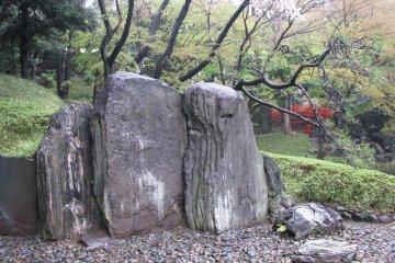 Traditional Japanese garden Koishikawa Karakuen