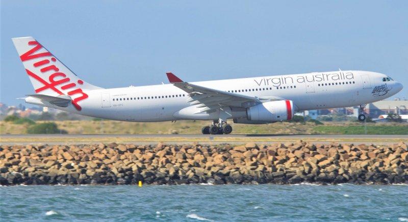 Virgin Australia's A330 service from Tokyo Haneda to Brisbane