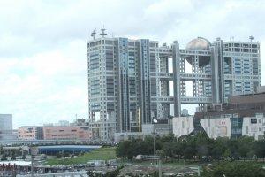 The area around Aomi Urban Sports Park