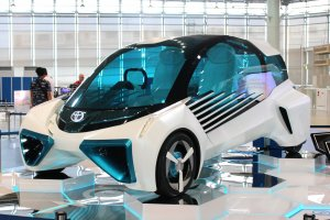 Toyota of the future
