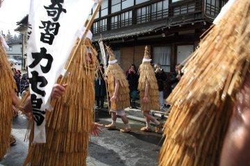 เทศกาล Kasedori