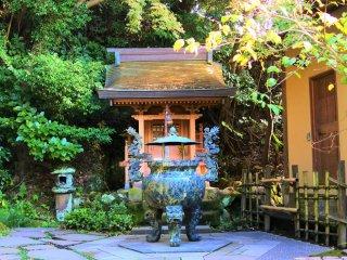 Okura-benzaiten shrine