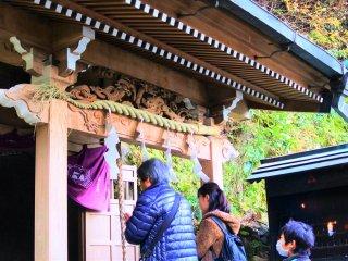 Kaminomizu Jingu Shrine