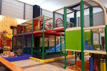 More jungle gym