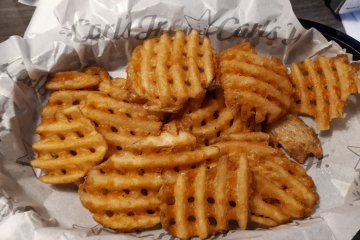 Crisscut Fries
