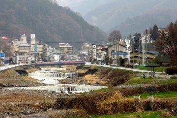 Мои любимые места Японии. Онсэн