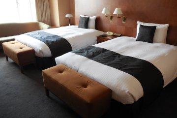 Imperial Suite classic bedroom