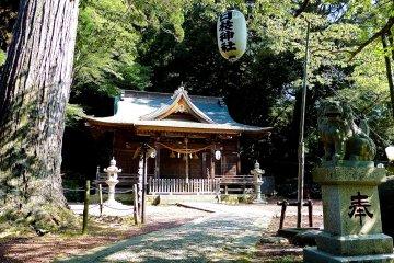 슈젠지 히에 신사(修善寺 日枝神社)