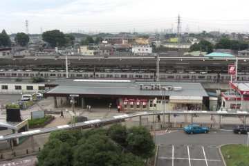 Wakoshi Station