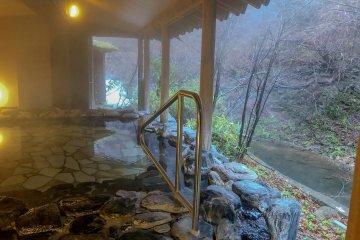 Harataki: Outdoor Women's Bath