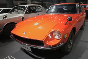 The Fairlady Z that made performance car driving possible for the masses.