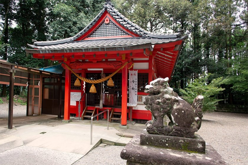 Koriyama Hachiman Shrine