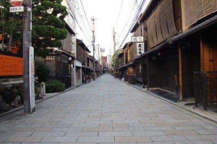京都之花见小路