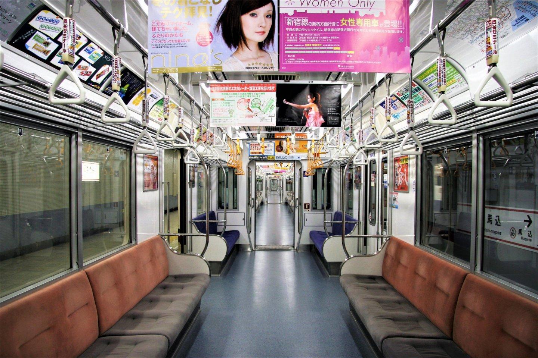 Toei Subway Line train
