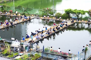 Ichigaya Fishing Center