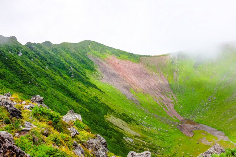 Hiking Mt. Yotei