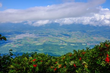 Beautiful views of Kutcham, Hirafu and Niseko