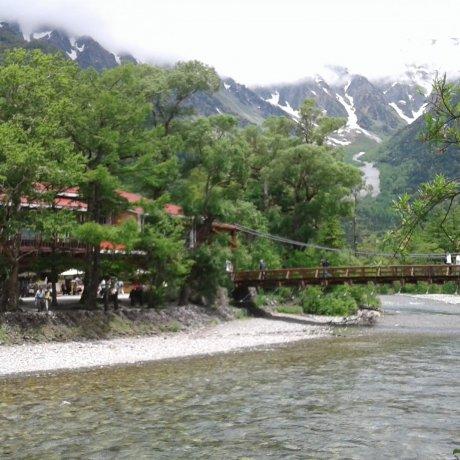 Kamikochi, les Alpes japonaises