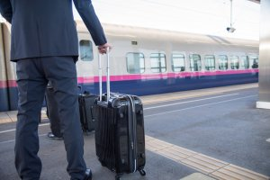 New Shinkansen Luggage Rules