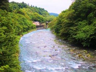 The Daiya River
