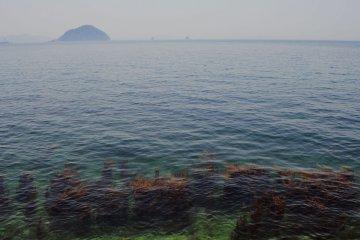 Matsuyama's seaside