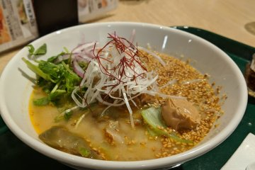 Vegan-friendly Takes on Japanese Food