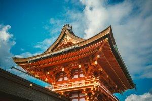 Fushimi Inari Shrine, Kyoto
