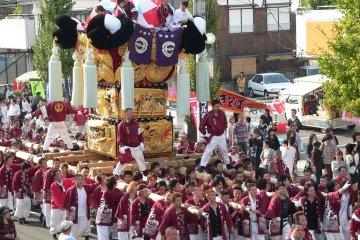 Niihama Drum Festival