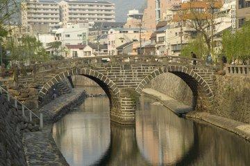 Megane Bridge, Nagasaki Prefecture, Kyushu