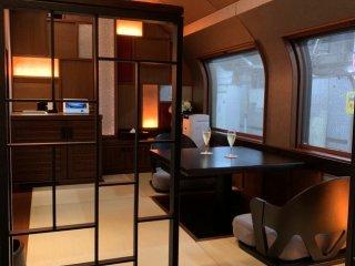 Train Suite Shiki-Shima - Suite Shiki-Shima