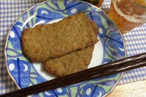 Jakoten, fish paste cakes
