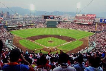 Hiroshima Toyo Carp Baseball