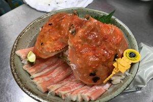人気メニュー「まつだセイコ丼」