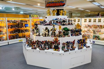 The Bandai Museum